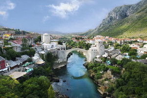 Mostar_Old_Town